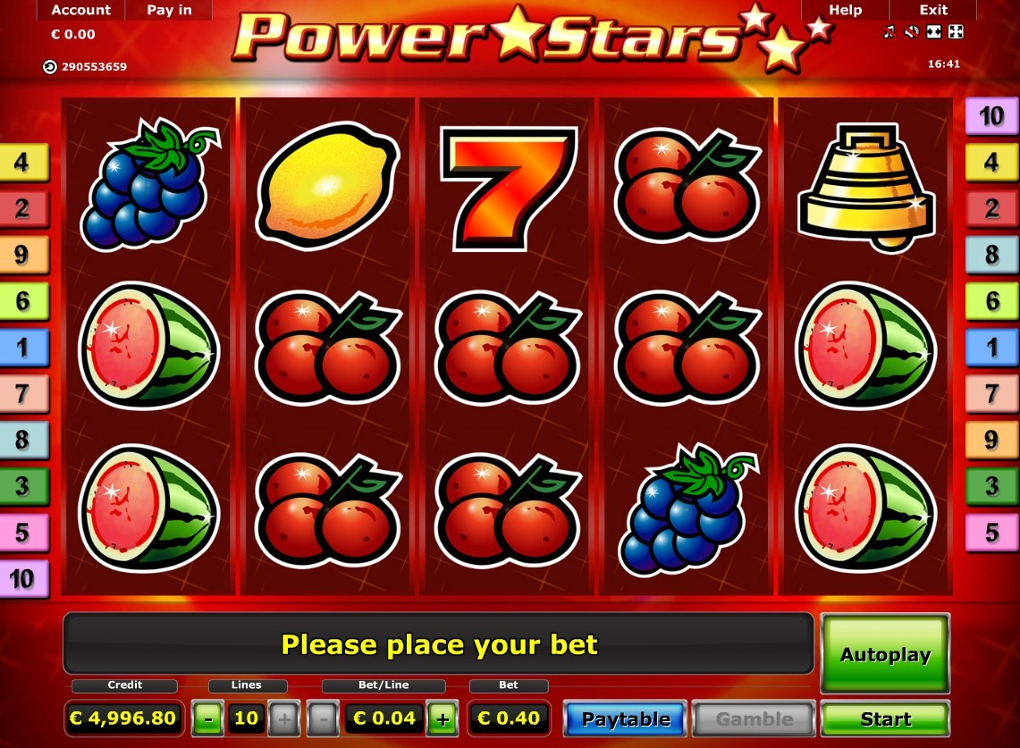 Fruit Machines - Play UK Fruit Machine Games Online for Free