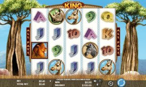 Free Slot Online Savanna King