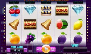 Fruits Deluxe Free Online Slot